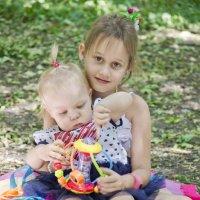 Дети на природе :: Татьяна Сигида