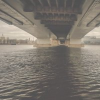 Мост А. Невского :: Василий Голод