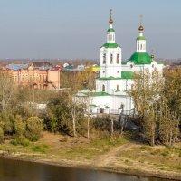 Храм :: Андрей Кузнецов