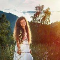 Летом в Алма-Ате :: Ольга