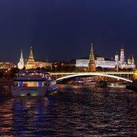 Ночная Москва :: Yury Novikov