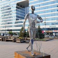 Человек из металла :: Sergey Prussakov