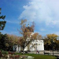 Кафедральный собор-Рождества Христова-в Кишиневе,Молдова :: svetlana.voskresenskaia