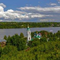 Волжское раздолье :: Moscow.Salnikov Сальников Сергей Георгиевич