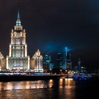 Гостиница Украина :: Максим Кравченко