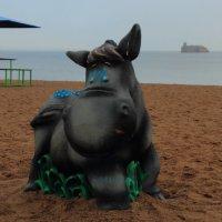 На пляже :: Сергей Григорьев