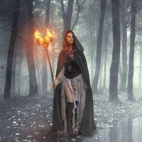 лесная ведьма :: Дмитрий Гончаров