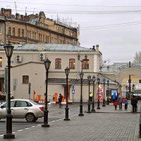 Городской пейзаж. :: Марина Харченкова