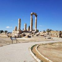 Храм Геркулеса.166г.н.э.Иордания.Амман. :: Жанна Викторовна