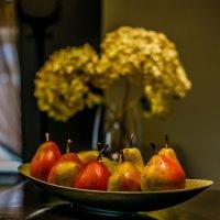 Осенние плоды :: Катерина Орлова