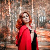 """Фотопроект """"Все ведьмы рыжие"""" :: Елена Маслова"""