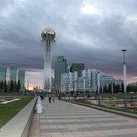Астана. :: Sergey