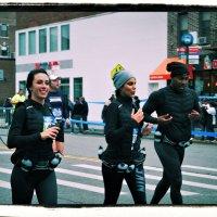 Нью-Йоркский марафон 2017. Команда NIKE :: Олег Чемоданов