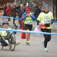Нью-Йоркский марафон 2017 :: Олег Чемоданов