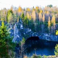 Осень в Карелии :: Олеся Семенова