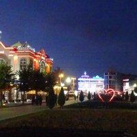 Кисловодск вечером :: татьяна