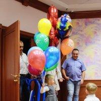 День рождения :: Юлия Сапрыкина