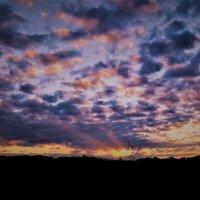Восход солнышка в горах Кавказа :: Антонина Владимировна Завальнюк