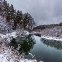 Снежный ноябрь :: Сергей Добрыднев
