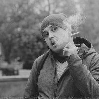 Дым от безделья :: Александр Ребров