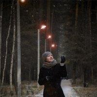 Снег идет :: Елена