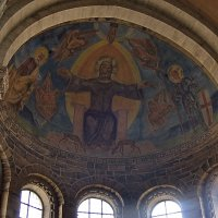 Небо в Храме :: irina Schwarzer