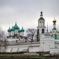 Под хмурым небом ноября :: Николай Белавин