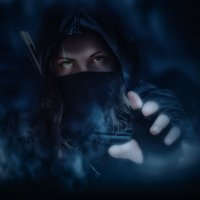 thief cosplay :: Денис