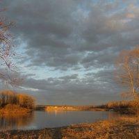 На  закате :: Владимир Коваленко