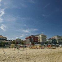 Пляж Римини :: leo yagonen