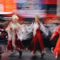Times Square :: Антон Уницын