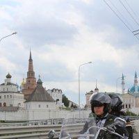 Московские Байкеры в Казани :: Алексей Мамаев