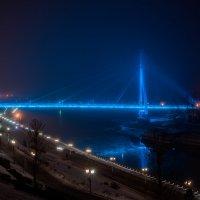 Мост Влюбленных в тумане :: Сергей Зырянов