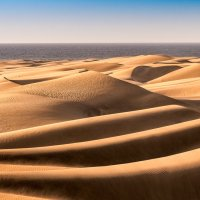 Пустынное место у океана :: Konstantin Rohn