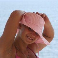 Девушка в шляпе :: Дмитрий Солоненко