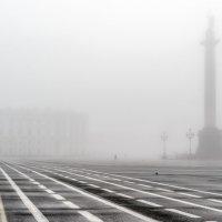 Туман на Дворцовой :: Valerii Ivanov