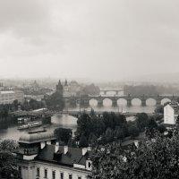 Снова в Праге :: Андрей Роговой