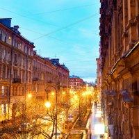 Вечерний Санкт-Петербург :: Шахин Халаев