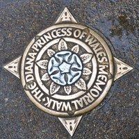 Памятный знак в Лондоне :: Андрей ТOMА©