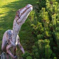 Маленький динозаврик :: Stanislav Gvozdin