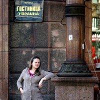 На улицаx города... :: Сергей Порфирьев