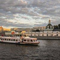 Москва-река :: Евгеша Сафронова