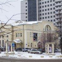 театр Красный факел Новосибирск :: Slava