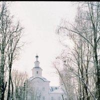 Авраамиевский монастырь зима :: Aleksandr Ivanov67 Иванов