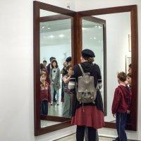 Тройное зеркало :: Alla S.