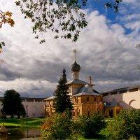 В блеске Осени :: Vera Ostroumova