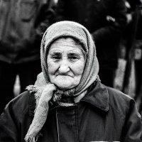 бабушка :: Ежи Сваровский