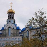 храм церковно-приходской школы :: Александр Корчемный
