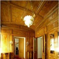 Ореховый кабинет Сталина в Большом Кремлёвском дворце. :: Олег Осипов