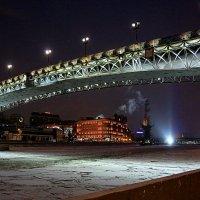 огни ночного города :: Олег Лукьянов